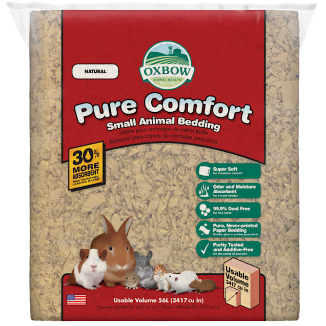 Oxbow Pure Comfort Small Animal Bedding in Natural - Carousel image #1