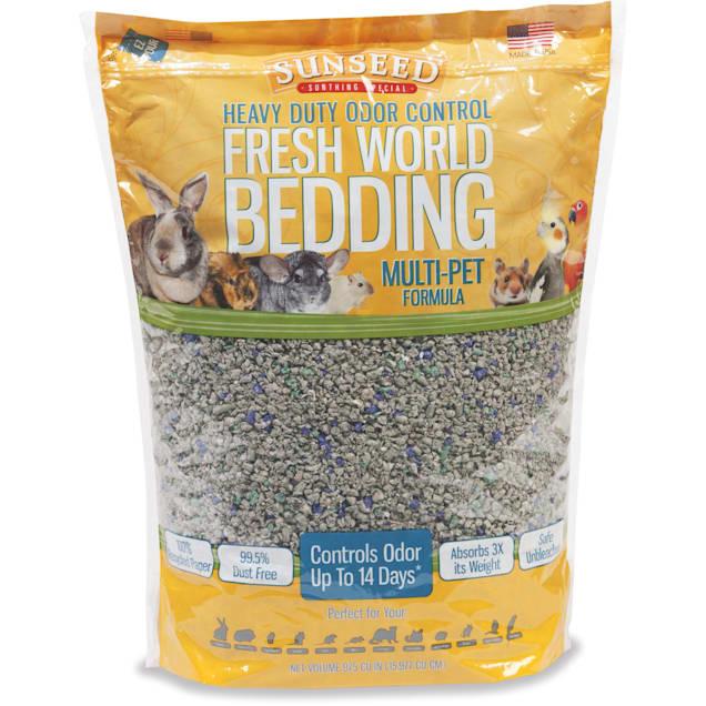 Sun Seed Fresh World Bedding Heavy Duty Odor Control - Carousel image #1