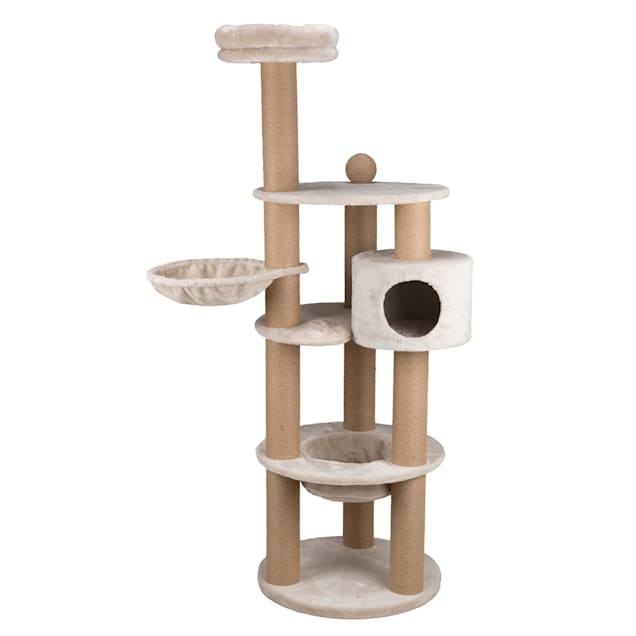 "Trixie Nigella Scratching Post Cat Furniture, 69.5"" H - Carousel image #1"