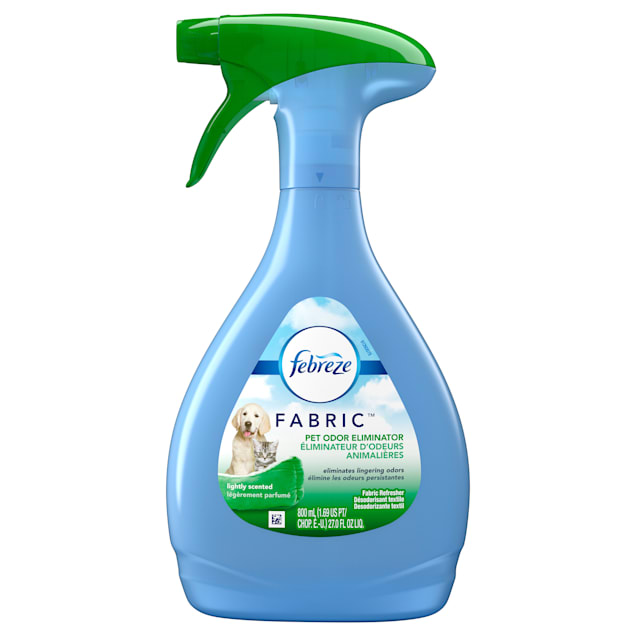 Febreze Fabric Refresher Dog Cleanup Pet Odor Eliminator, 27 fl. oz. - Carousel image #1