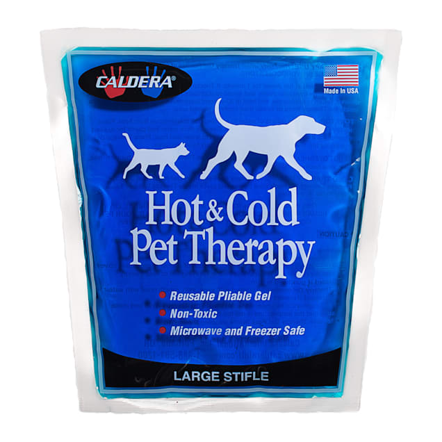 Caldera Hot & Cold Universal Therapy with Gel for Dog Stifles, Large - Carousel image #1