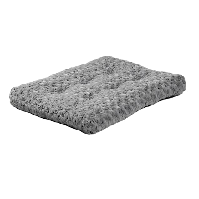 """Midwest Quiet Time Ombre Gray Dog Bed, 18"""" L X 12"""" W - Carousel image #1"""