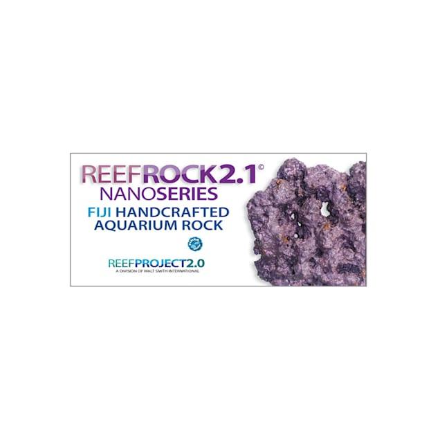 Walt Smith Reef Rock 2.1 Nano Fiji Box, 22 lbs. - Carousel image #1
