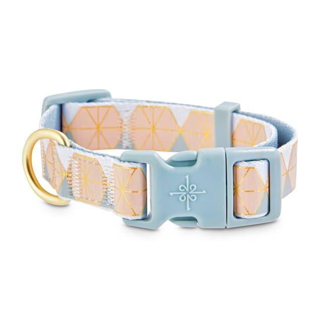 Good2Go Rosy Geo Dog Collar, Small - Carousel image #1