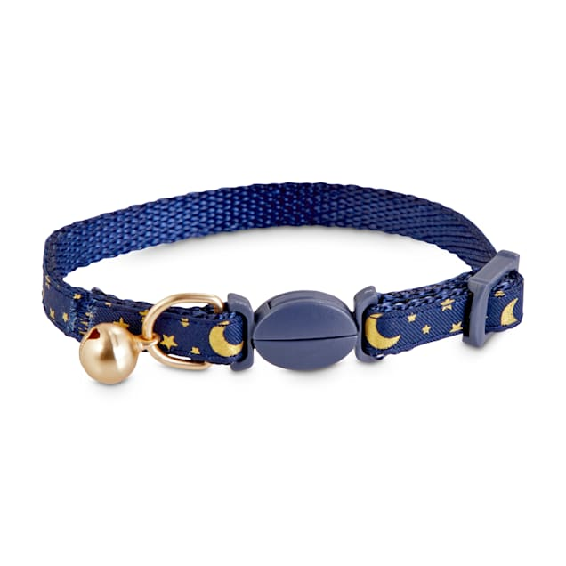 Bond & Co. Moon & Star Breakaway Kitten Collar - Carousel image #1
