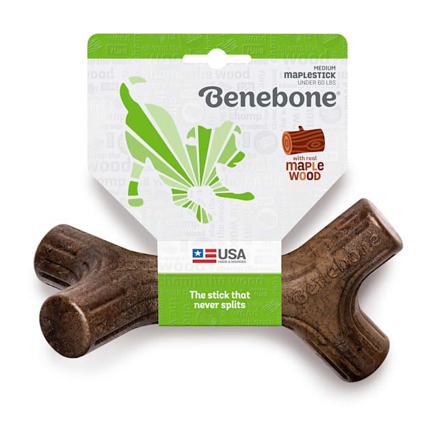 Benebone Maplestick Dog Chew Toy, Medium - Carousel image #1