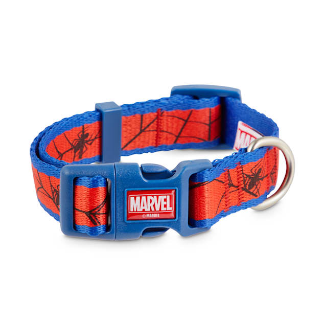 Marvel Spider-Man Dog Collar, Small - Carousel image #1