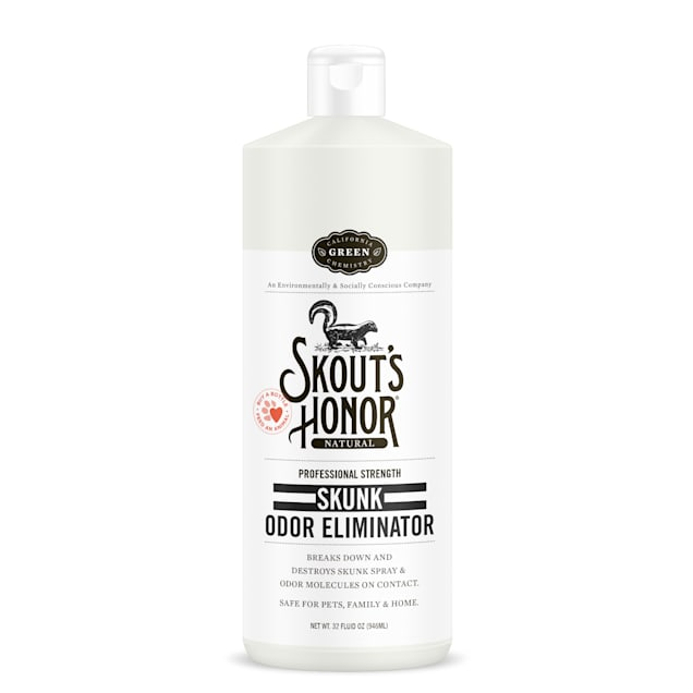 Skout's Honor Skunk Odor Eliminator for Dogs, 32 fl. oz. - Carousel image #1