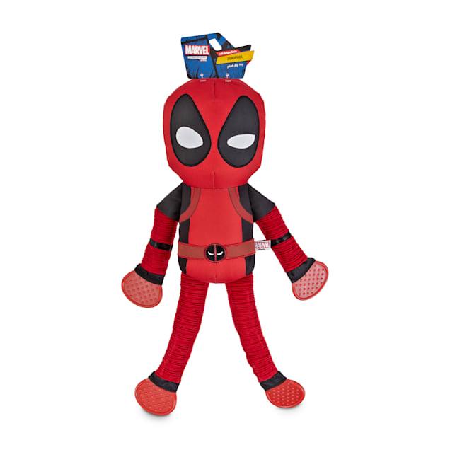Marvel Deadpool Plush Dog Toy, X-Large - Carousel image #1