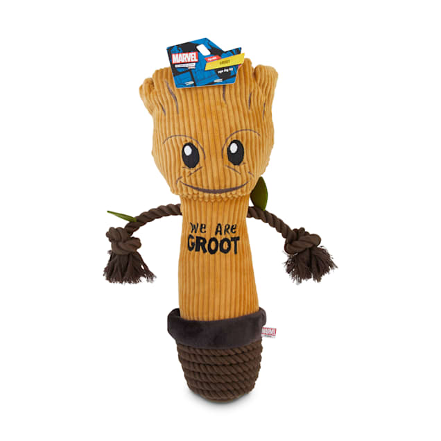 Marvel Guardians of the Galaxy Groot Plush Dog Toy, X-Large - Carousel image #1