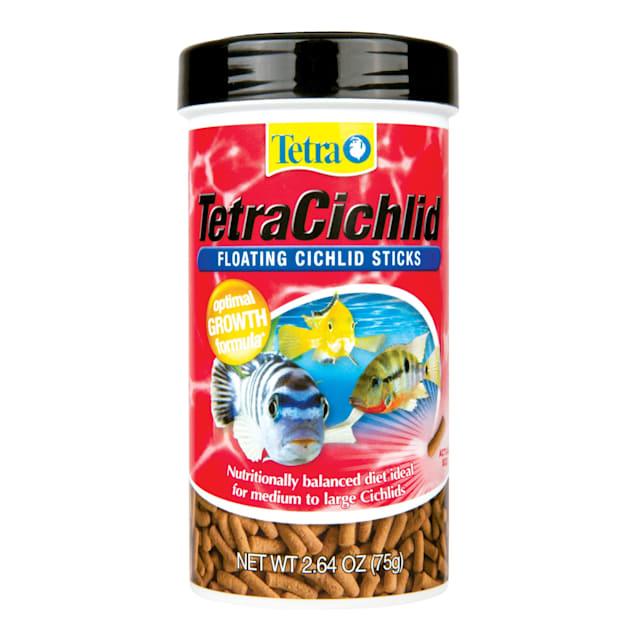 TetraCichlid Food Sticks, 2.64 oz. - Carousel image #1