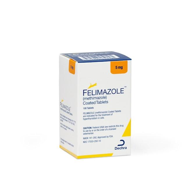 Felimazole 5 mg, Single Tablet - Carousel image #1