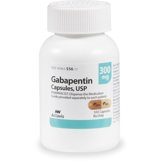 Gabapentin (Generic) 300 mg, 60 Tablets - Carousel image #1