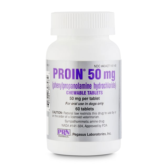 Proin 50 mg, 60 Chewable Tablets - Carousel image #1