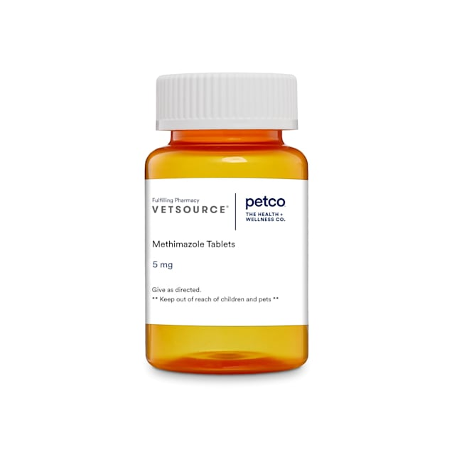 Methimazole (Generic) 5 mg, 100 Tablets - Carousel image #1