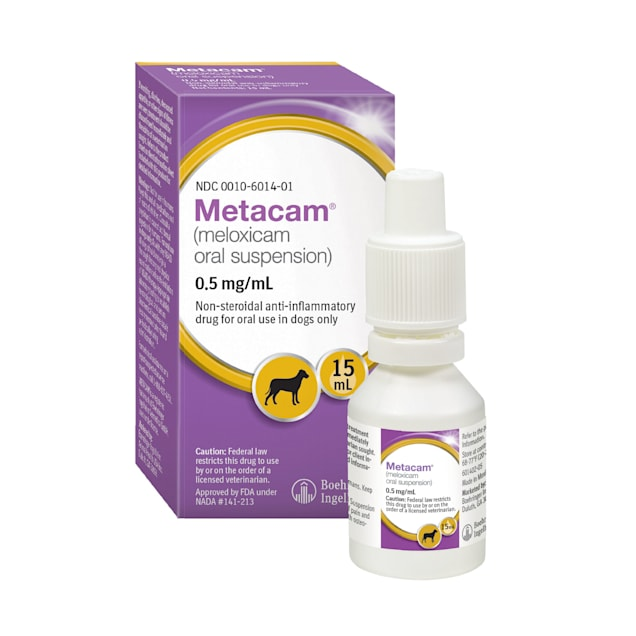 Metacam 0.5 mg/mL Oral Suspension, 15 ml - Carousel image #1