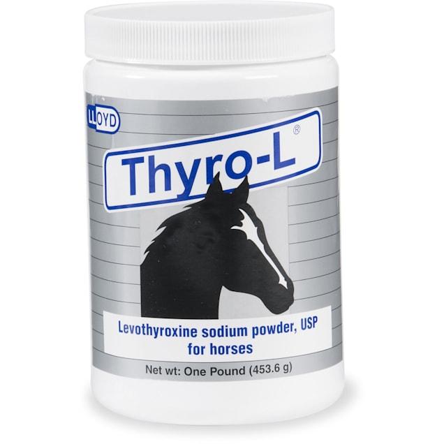 Thyro-L Powder for Horses, 1 lb. - Carousel image #1