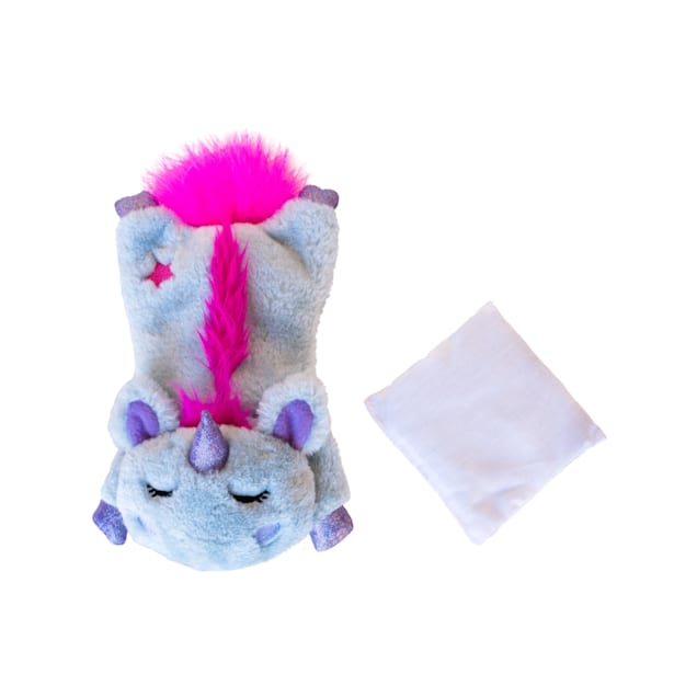 Petstages Cuddle Pal Unicorn Cat Toy - Carousel image #1
