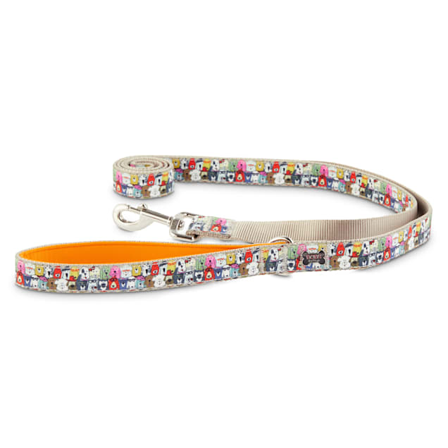"""BOBS from Skechers Wag Party Leash, 6' L X 1"""" W - Carousel image #1"""