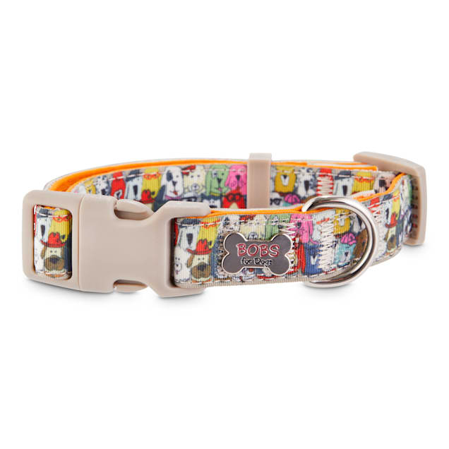 BOBS from Skechers Wag Party Adjustable Collar, Small - Carousel image #1