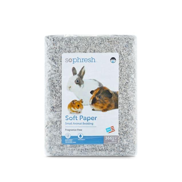 So Phresh Paper Small Animal Bedding, 60 Liter - Carousel image #1