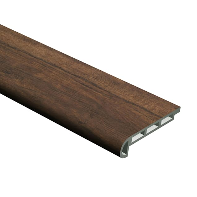 Cali Vinyl Hickory Brook Pro Wide and Click VF Flush Stair Nosing - Carousel image #1