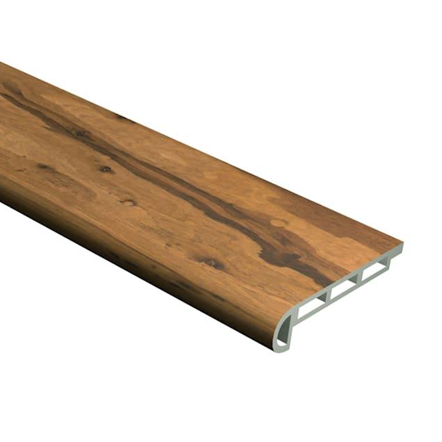 "Cali Vinyl Mocha Eucalyptus Pro Wide and Click VF Flush Stair Nosing 7/32"" - Carousel image #1"