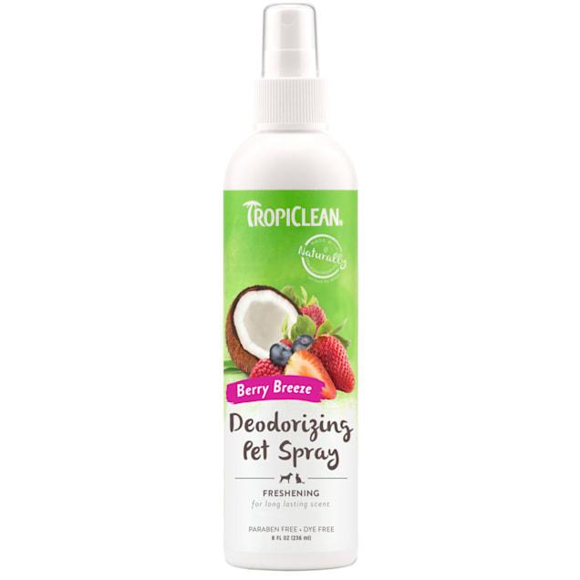 TropiClean Berry Breeze Deodorizing Pet Spray, 8 fl. oz. - Carousel image #1