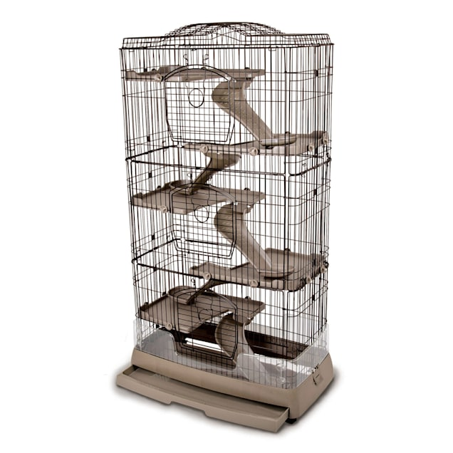 """Ware Clean Living Cage 6.0 for Chinchilla, 64.5"""" H - Carousel image #1"""