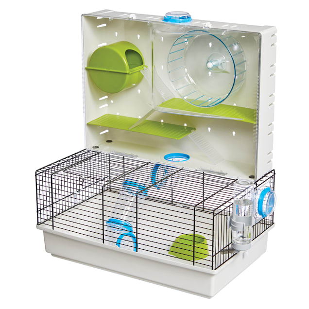 """Midwest Critterville Arcade Hamster Cage, 18.11"""" L X 11.41"""" W X 21.57"""" H - Carousel image #1"""