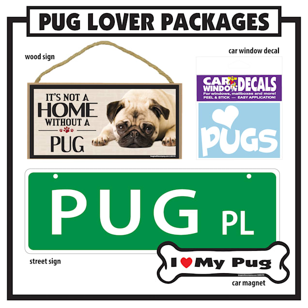 Imagine This Pug Gift Package - Carousel image #1