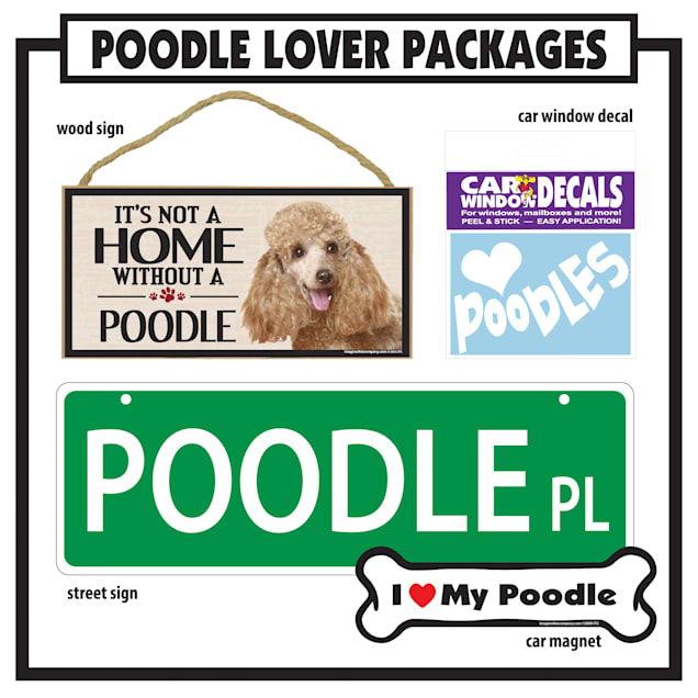 Imagine This Poodle Gift Package - Carousel image #1