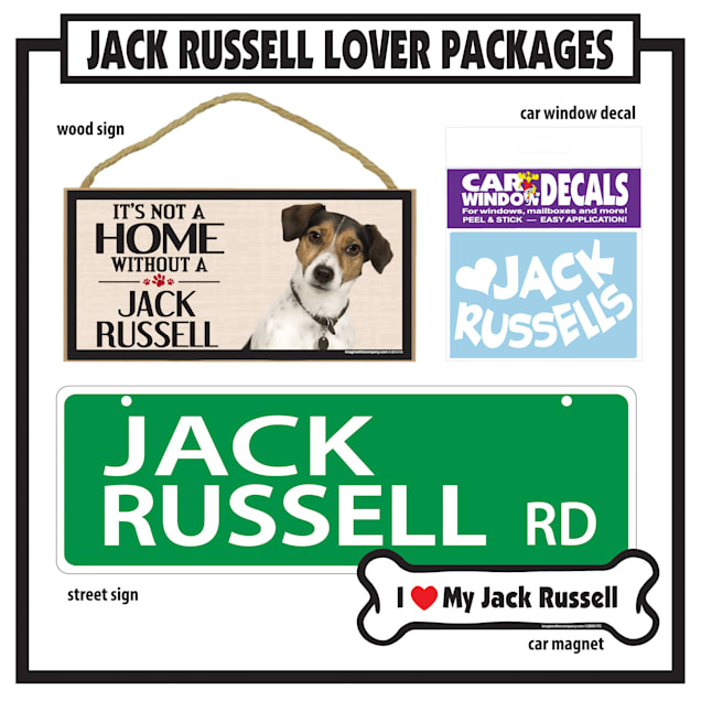 Imagine This Jack Russell Gift Package - Carousel image #1