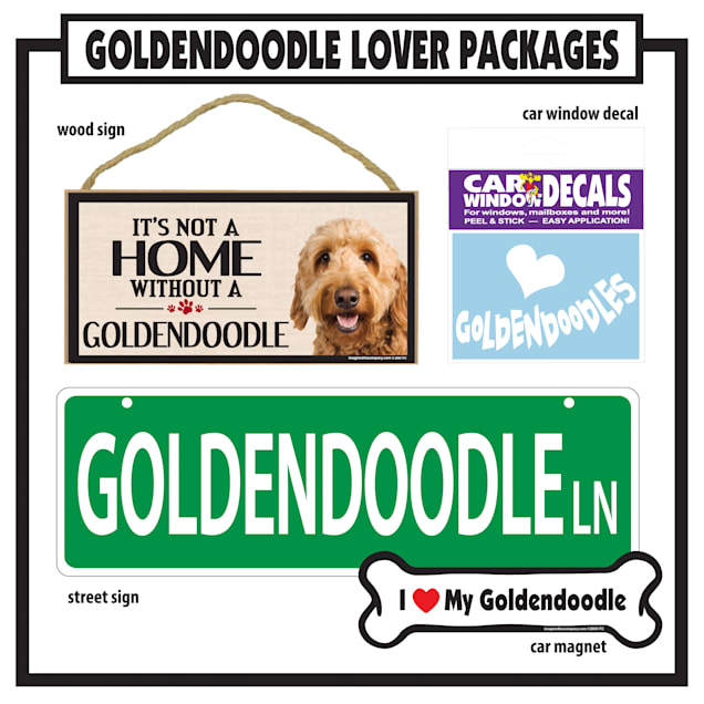 Imagine This Goldendoodle Gift Package - Carousel image #1