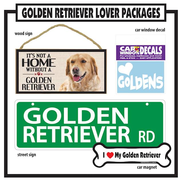 Imagine This Golden Retriever Gift Package - Carousel image #1