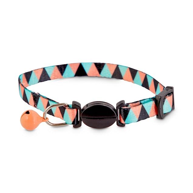 Good2Go Triangle Pattern Breakaway Kitten Collar - Carousel image #1