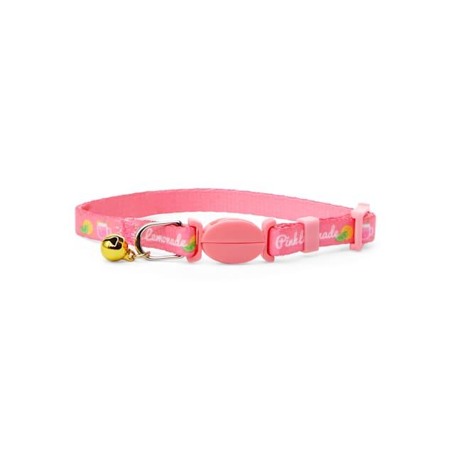 Good2Go Pink Lemonade Breakaway Kitten Collar - Carousel image #1