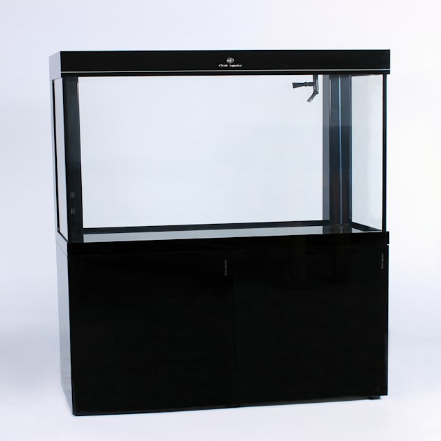 Pro Clear Aquatic Systems All in One Black Glass Aquarium, 85 Gallon - Carousel image #1