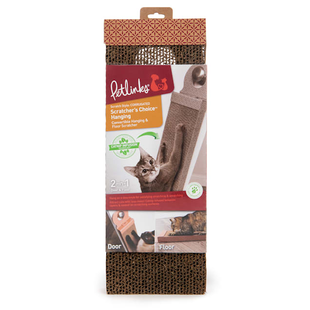 Petlinks Hanging Cat Scratchers