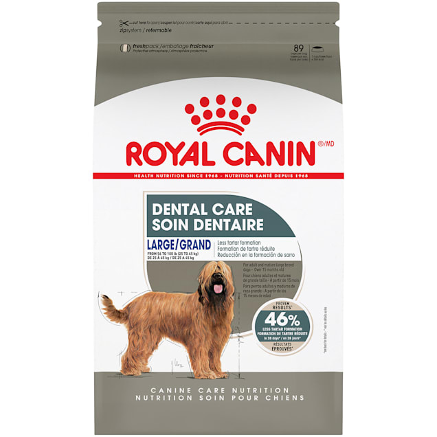 Royal Canin Dental Care Dry Food for Large Dogs, 30 lbs. - Carousel image #1