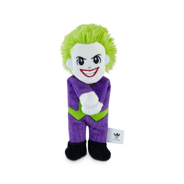 DC Comics Justice League The Joker Flattie Dog Toy, Small - Carousel image #1