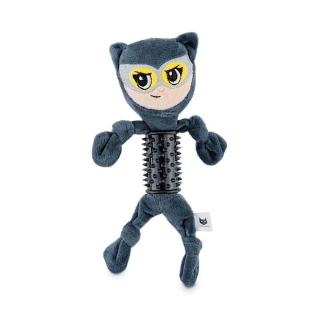 DC Comics Justice League Catwoman Stick Dog Toy, Medium - Carousel image #1