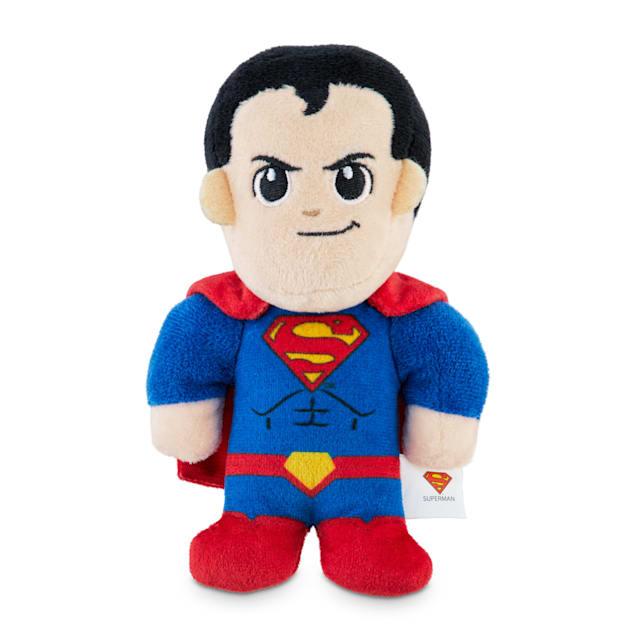 DC Comics Justice League Superman Plush Dog Toy, Small - Carousel image #1