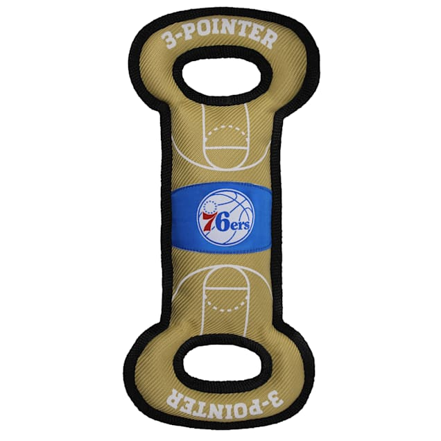 Pets First NBA 76ERS Field Toy for Dogs, X-Large - Carousel image #1