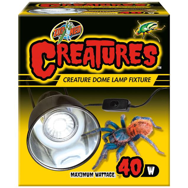 Zoo Med Creatures Dome Lamp Fixture, 40 Watt - Carousel image #1