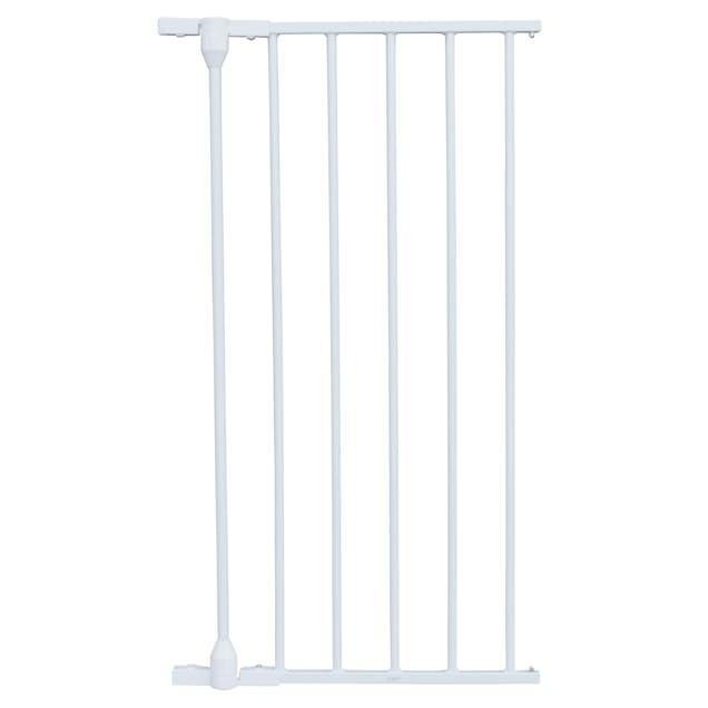 """Cardinal Gates Extension for XpandaGate White Pet Gate, 15"""" L X 2"""" W X 29.5"""" H - Carousel image #1"""