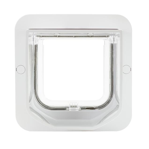 """SureFlap Microchip Cat Door Connect, 5.13"""" L X 5.63"""" W X 4.75"""" H - Carousel image #1"""