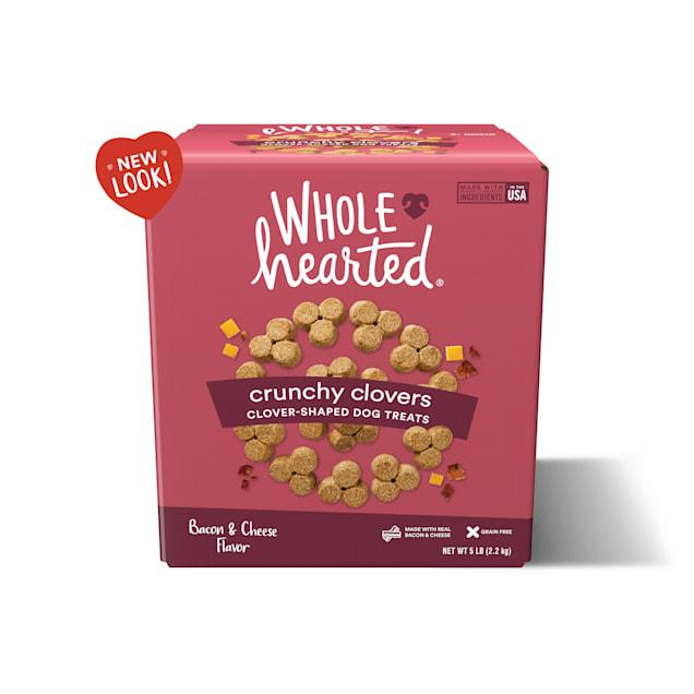 WholeHearted Grain Free Bacon/Cheese Dog Treats, 5 lbs. - Carousel image #1