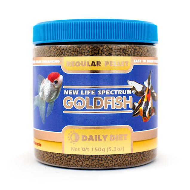 New Life Spectrum Goldfish Regular Pellet Complete Food Diet, 150 Gram - Carousel image #1