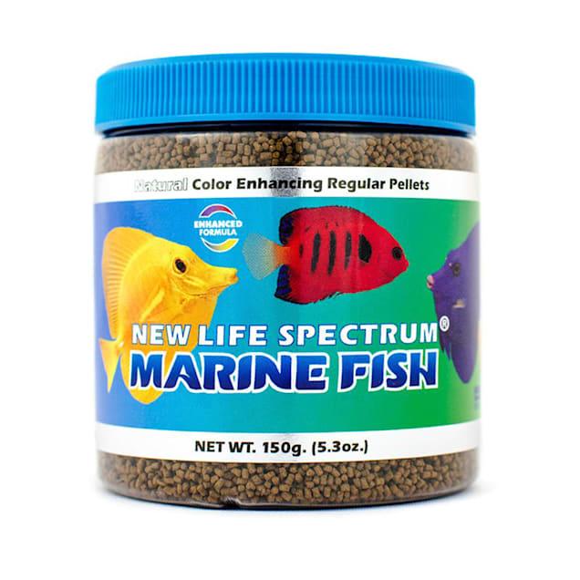 New Life Spectrum Marine Fish Tropical Food Pellets, 150 Gram - Carousel image #1